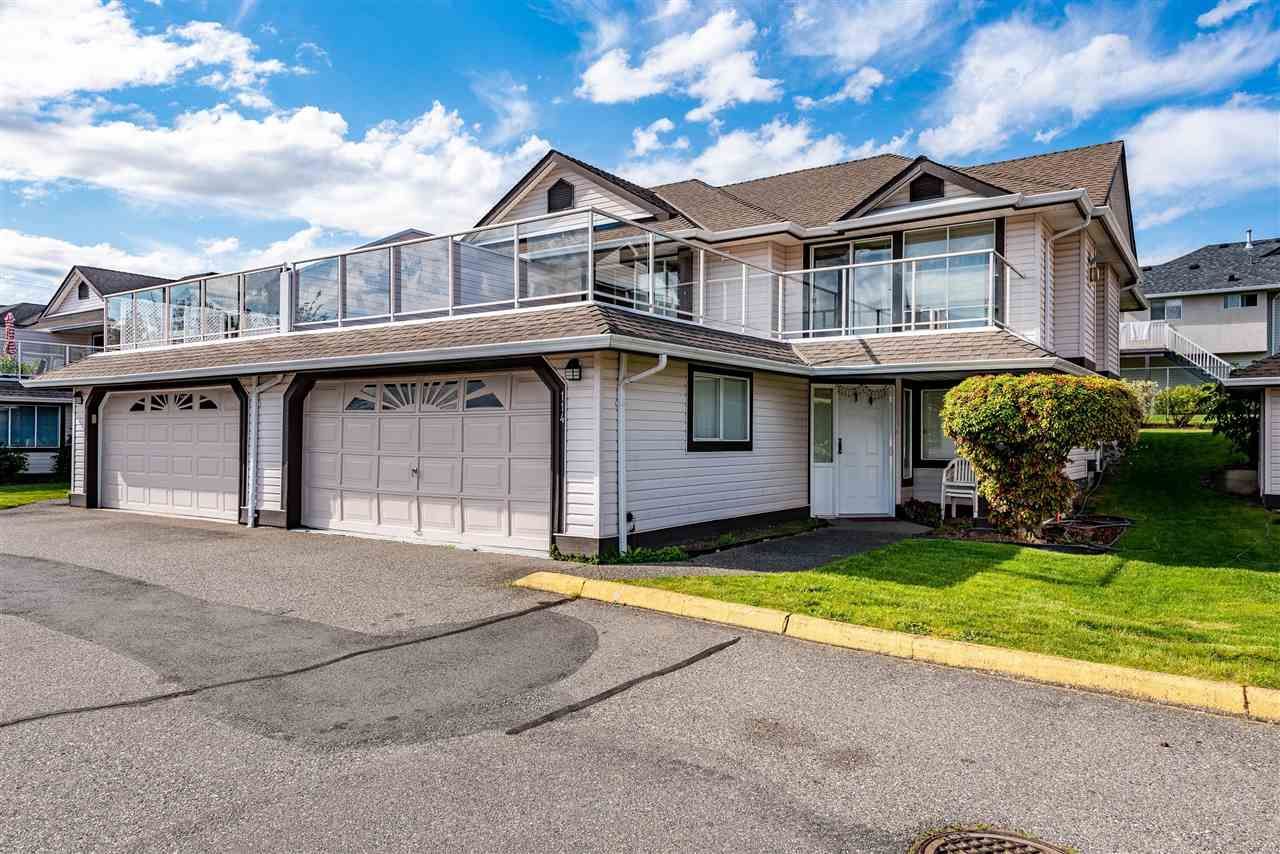 114 3080 TOWNLINE ROAD - Abbotsford West Townhouse for sale, 3 Bedrooms (R2454808) - #1