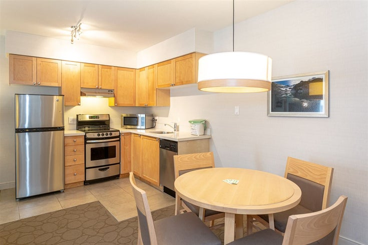 1312 4308 MAIN STREET - Whistler Village Apartment/Condo for sale, 1 Bedroom (R2454815)