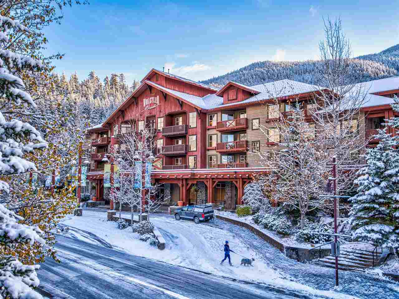 331D 2036 LONDON LANE - Whistler Creek Apartment/Condo for sale, 2 Bedrooms (R2454947)