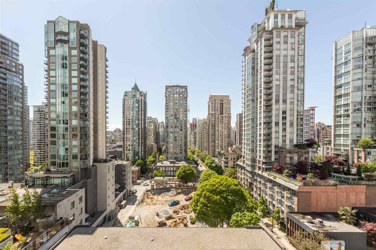 1007 480 ROBSON STREET - Downtown VW Apartment/Condo for sale, 2 Bedrooms (R2455053)