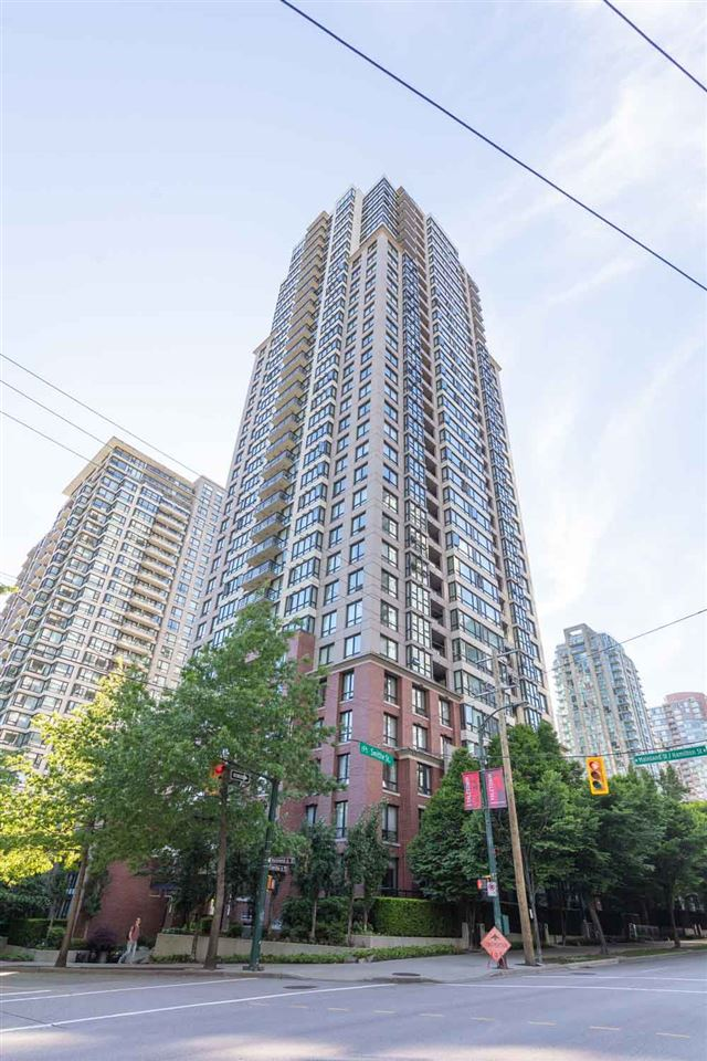 338 SMITHE STREET - Yaletown Townhouse for sale, 2 Bedrooms (R2455162)