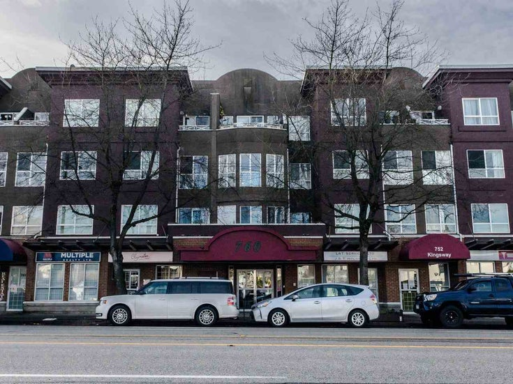 323 760 KINGSWAY - Fraser VE Apartment/Condo for sale, 1 Bedroom (R2455426)