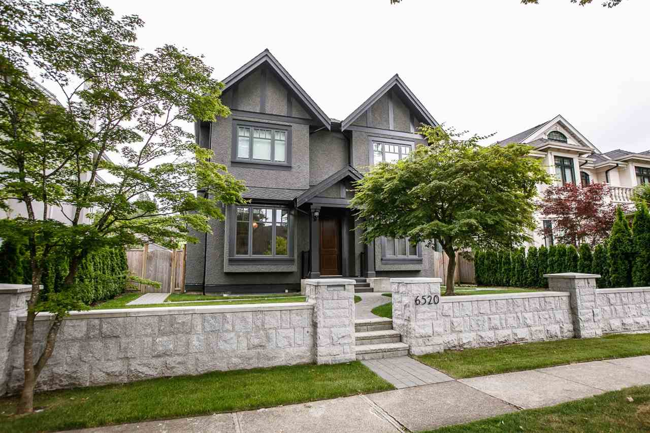 6520 MAPLE STREET - Kerrisdale House/Single Family for sale, 6 Bedrooms (R2455506) - #1