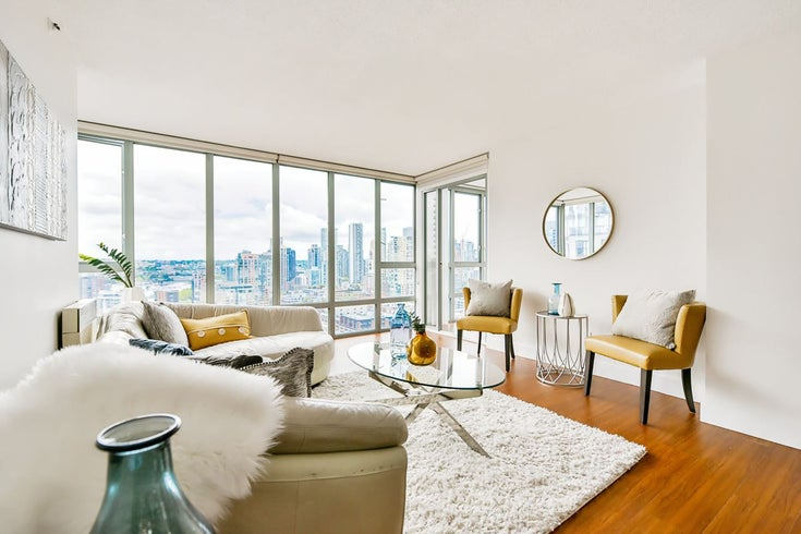 2304 950 CAMBIE STREET - Yaletown Apartment/Condo for sale, 2 Bedrooms (R2455594)