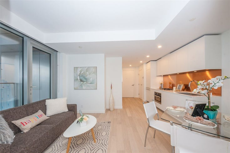 2710 1480 HOWE STREET - Yaletown Apartment/Condo for sale, 1 Bedroom (R2455780)
