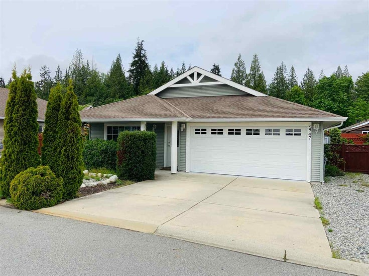 5747 CARTIER ROAD - Sechelt District House/Single Family for sale, 3 Bedrooms (R2456027)