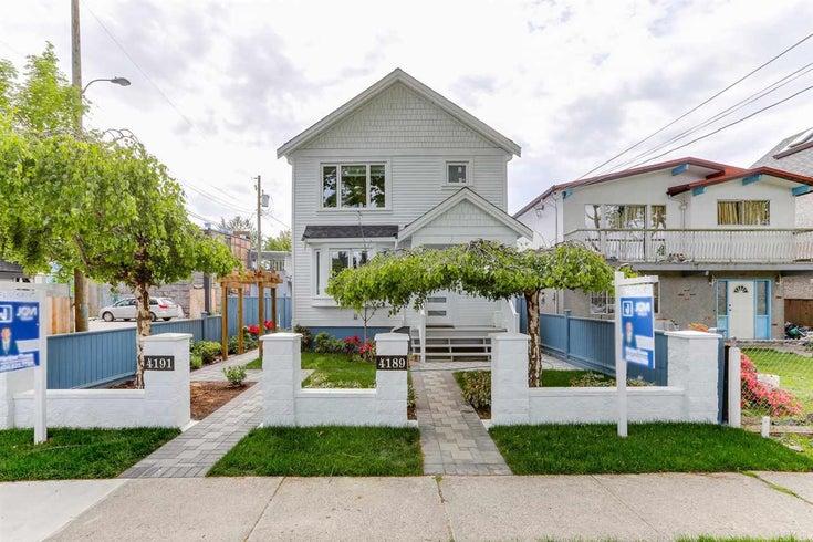 4189 MILLER STREET - Victoria VE 1/2 Duplex for sale, 3 Bedrooms (R2456395)