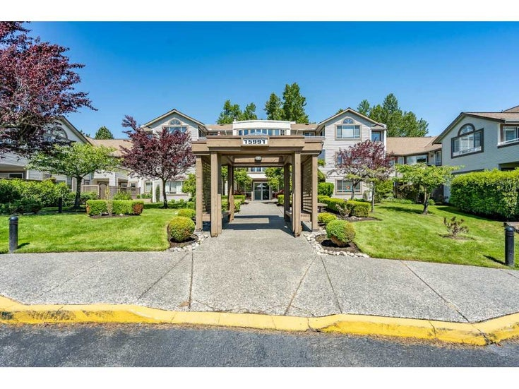 219 15991 THRIFT AVENUE - White Rock Apartment/Condo for sale, 2 Bedrooms (R2456477)