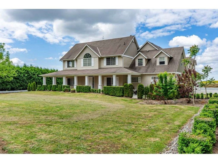 1189 GLADWIN ROAD - Poplar House with Acreage for sale, 9 Bedrooms (R2456513)