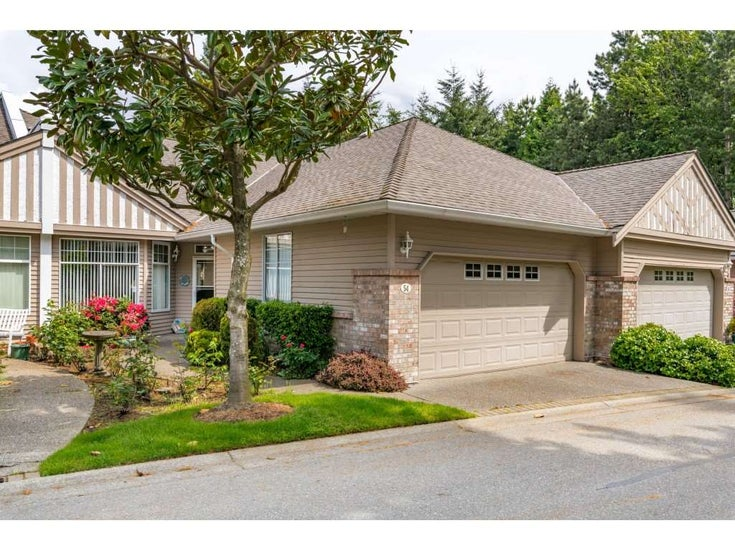 54 2533 152 STREET - Sunnyside Park Surrey Townhouse for sale, 3 Bedrooms (R2456526)