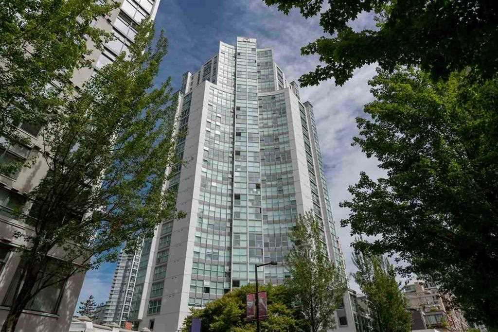 2704 1323 HOMER STREET - Yaletown Apartment/Condo for sale, 1 Bedroom (R2456582) - #4