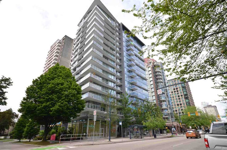910 1009 HARWOOD STREET - West End VW Apartment/Condo for sale, 2 Bedrooms (R2456610)
