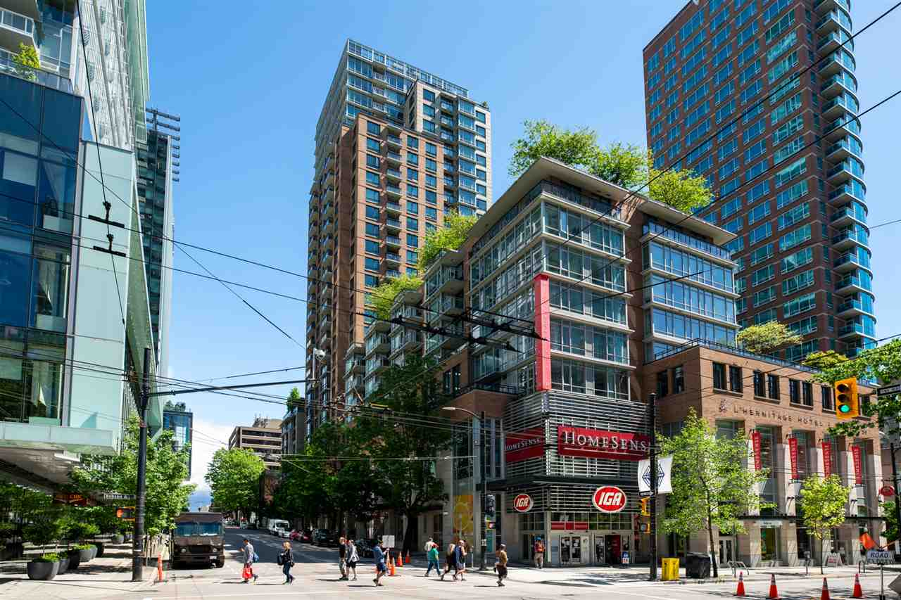 2307 788 RICHARDS STREET - Yaletown Apartment/Condo for sale, 1 Bedroom (R2456732) - #20