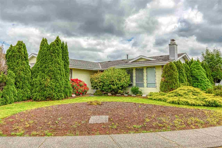 3372 OKANAGAN DRIVE - Abbotsford West House/Single Family for sale, 4 Bedrooms (R2456781)