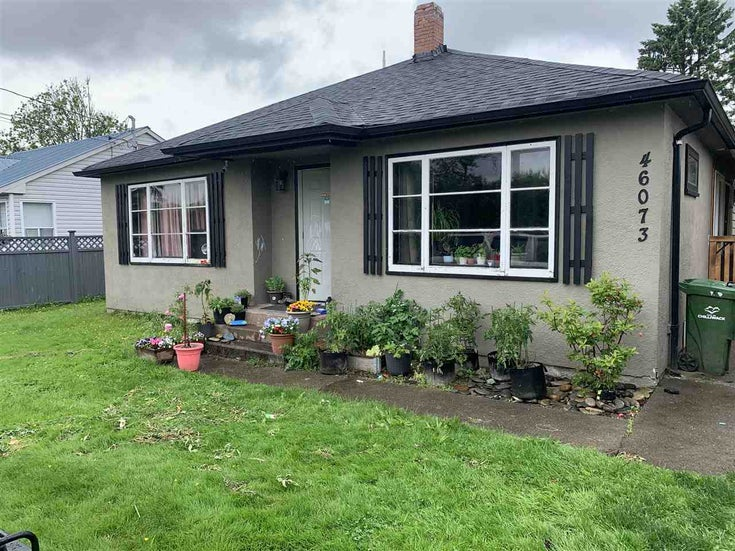 46073 FOURTH AVENUE - Chilliwack E Young-Yale House/Single Family for sale, 3 Bedrooms (R2456827)