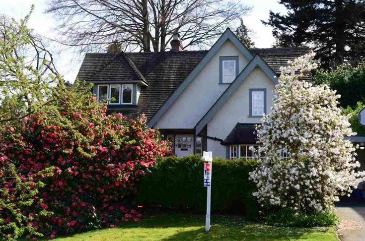 4514 LANGARA AVENUE - Point Grey House/Single Family for sale, 3 Bedrooms (R2456856)