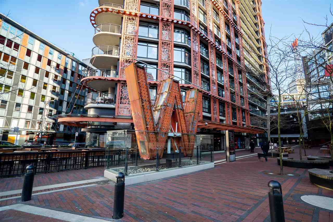605 128 W CORDOVA STREET - Downtown VW Apartment/Condo for sale, 2 Bedrooms (R2456887) - #1