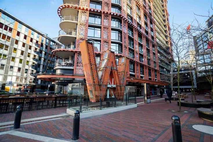 605 128 W CORDOVA STREET - Downtown VW Apartment/Condo for sale, 2 Bedrooms (R2456887)