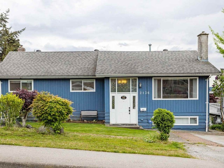 2136 KUGLER AVENUE - Central Coquitlam House/Single Family for sale, 4 Bedrooms (R2457039)