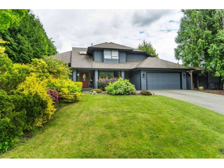 5412 184A STREET - Cloverdale BC House/Single Family for sale, 4 Bedrooms (R2457325)