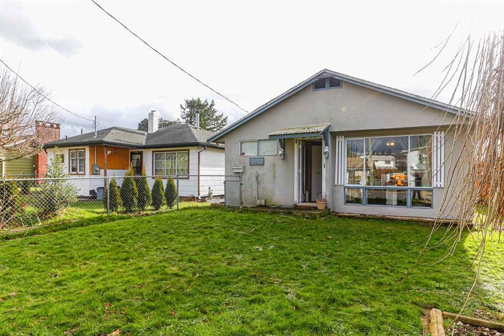 33550 7TH AVENUE - Mission BC House/Single Family for sale, 3 Bedrooms (R2457476)
