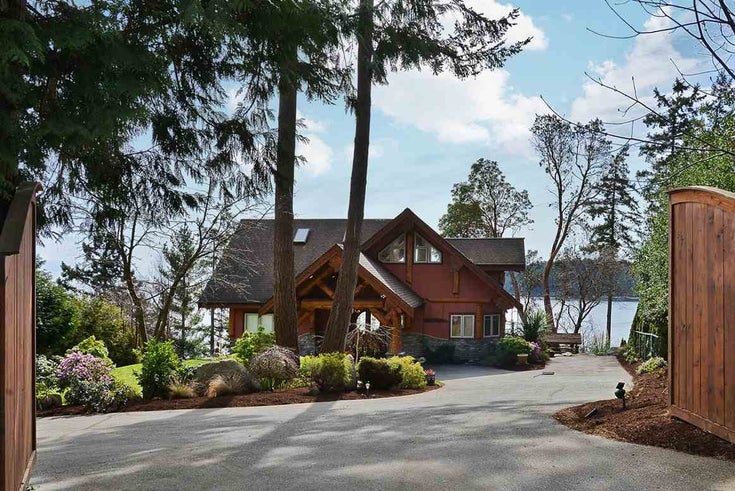 6259 SUNSHINE COAST HIGHWAY - Sechelt District House/Single Family for sale, 4 Bedrooms (R2457624)