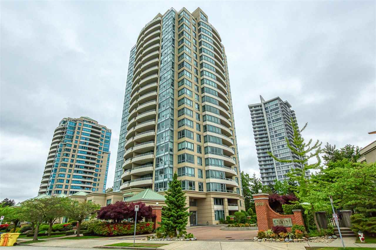 905 6659 SOUTHOAKS CRESCENT - Highgate Apartment/Condo for sale, 2 Bedrooms (R2457627) - #1