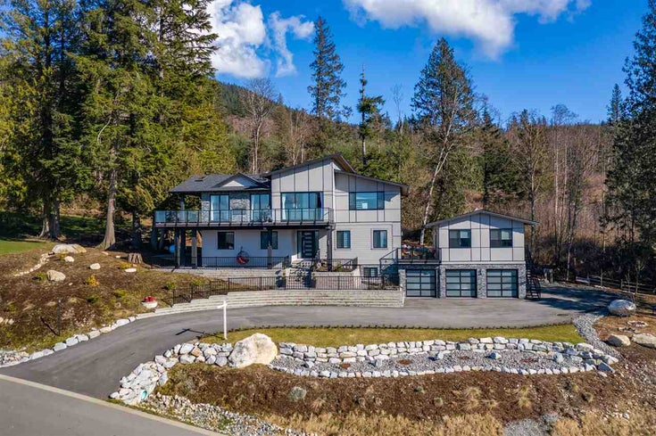 LT.5 37885 BAKSTAD ROAD - Sumas Mountain House with Acreage for sale, 7 Bedrooms (R2457664)