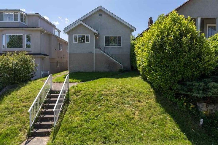 1652 E 33RD AVENUE - Knight House/Single Family for sale, 2 Bedrooms (R2457804)