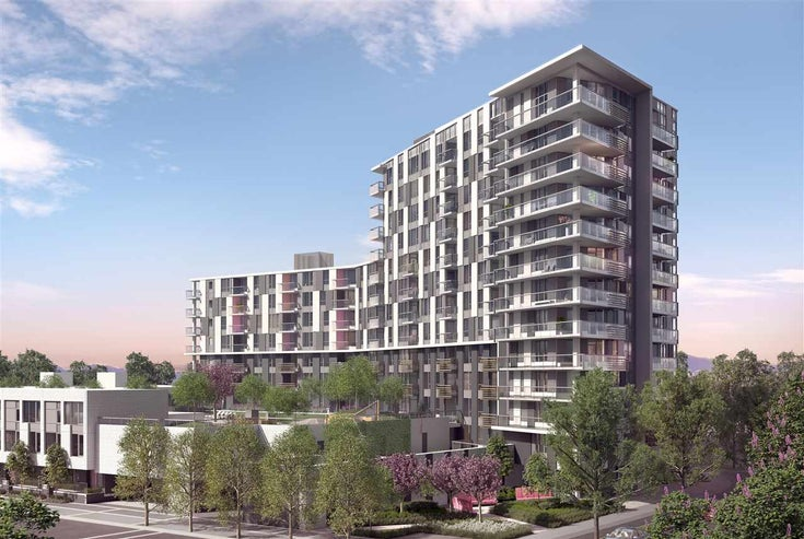 317 3699 SEXSMITH ROAD - West Cambie Apartment/Condo for sale, 2 Bedrooms (R2458144)