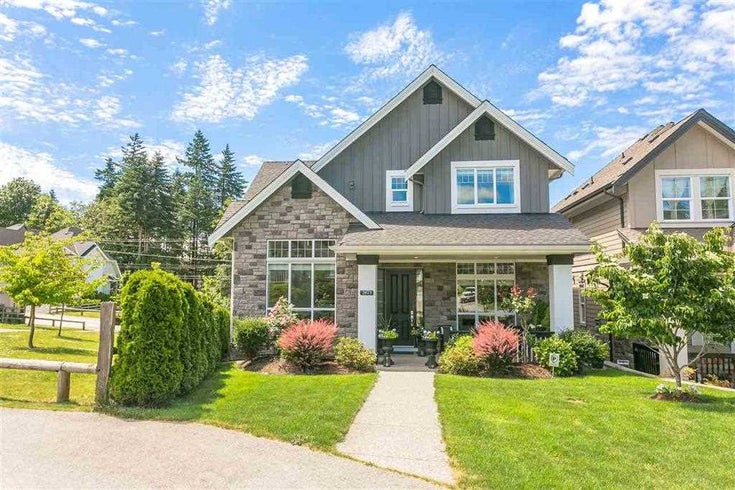 2873 160A STREET - Grandview Surrey House/Single Family for sale, 5 Bedrooms (R2458160)