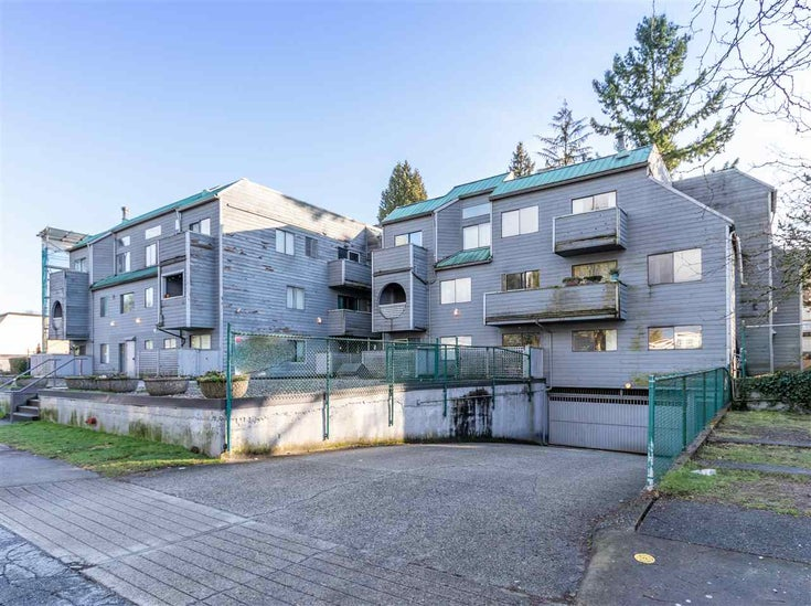 209 1948 COQUITLAM AVENUE - Glenwood PQ Apartment/Condo for sale, 2 Bedrooms (R2458189)