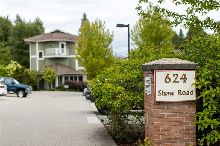 301 624 SHAW ROAD - Gibsons & Area Apartment/Condo for sale, 2 Bedrooms (R2458197)