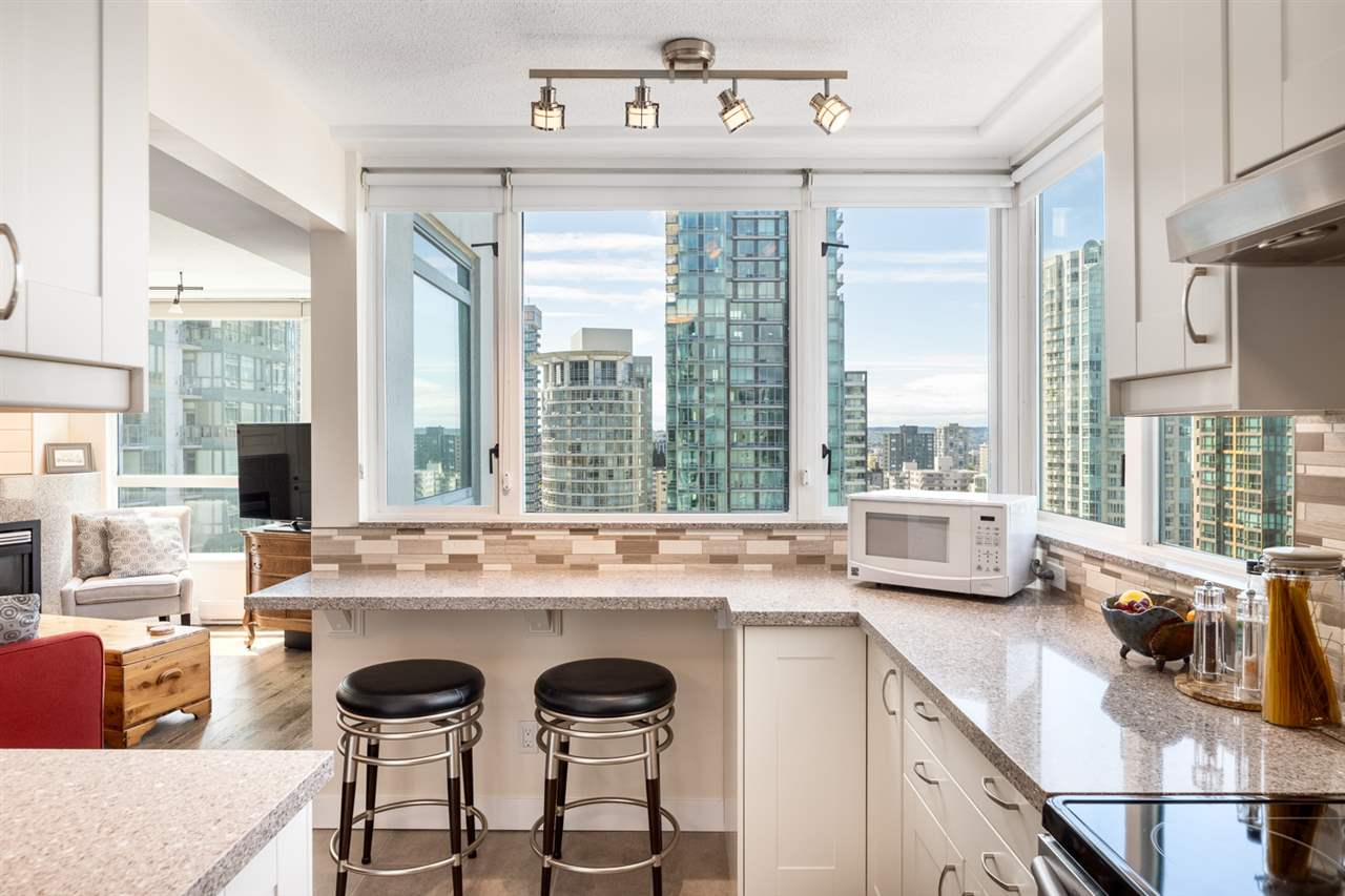 2601 1238 MELVILLE STREET - Coal Harbour Apartment/Condo for sale, 3 Bedrooms (R2458312) - #1
