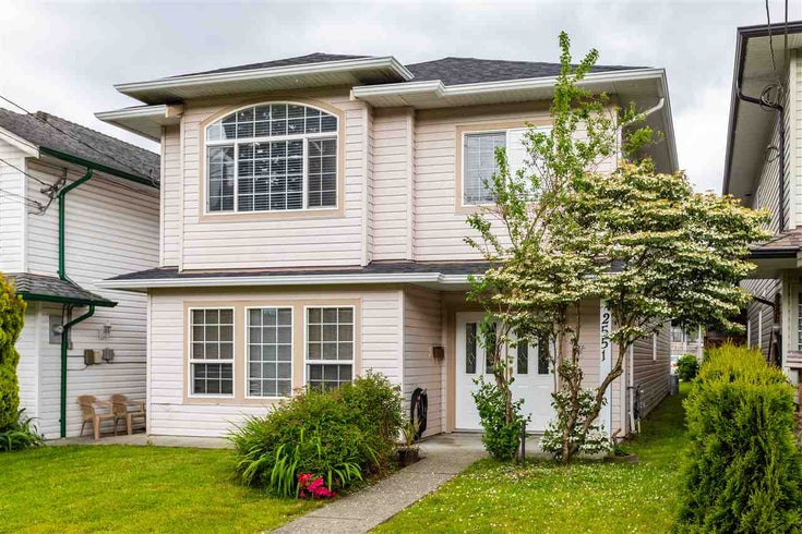 2551 DAVIES AVENUE - Central Pt Coquitlam House/Single Family for sale, 5 Bedrooms (R2458460)