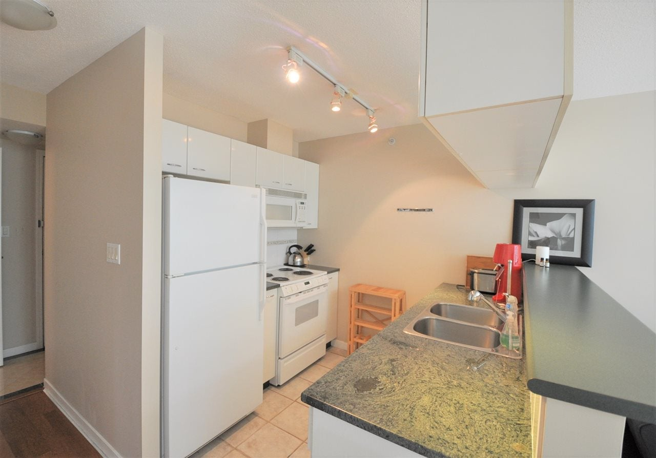 907 1367 ALBERNI STREET - West End VW Apartment/Condo for sale, 1 Bedroom (R2458484) - #1