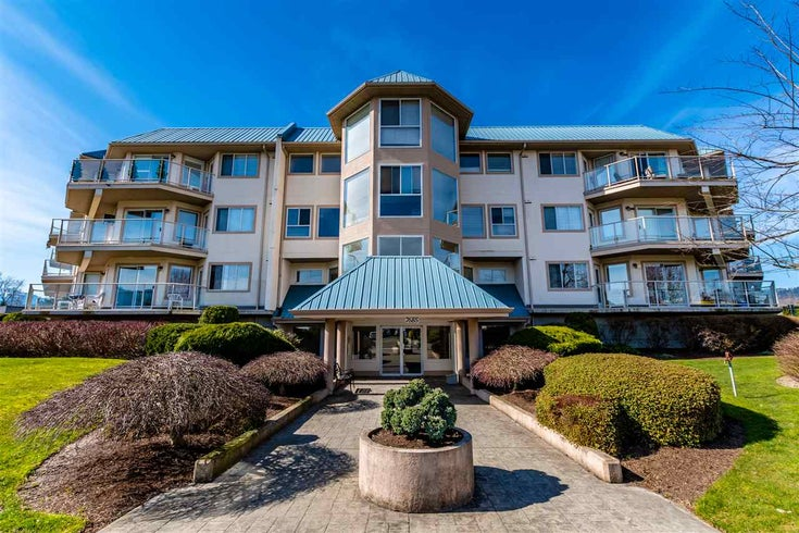 210 7685 AMBER DRIVE - Sardis West Vedder Rd Apartment/Condo for sale, 2 Bedrooms (R2458520)