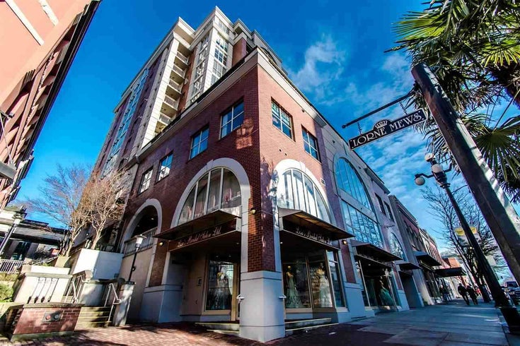 805 680 CLARKSON STREET - Downtown NW Apartment/Condo for sale, 1 Bedroom (R2458542)
