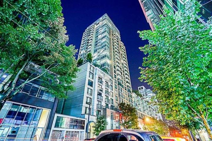 1806 788 RICHARDS STREET - Downtown VW Apartment/Condo for sale, 2 Bedrooms (R2458562)