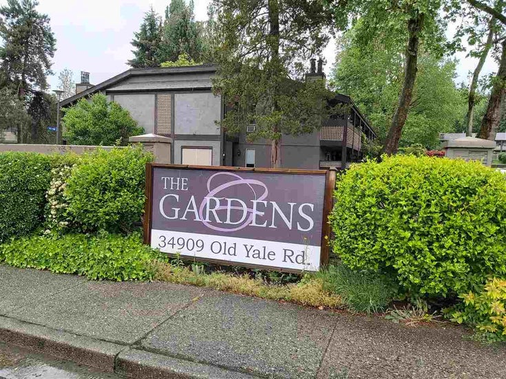 311 34909 OLD YALE ROAD - Abbotsford East Townhouse for sale, 2 Bedrooms (R2458704)