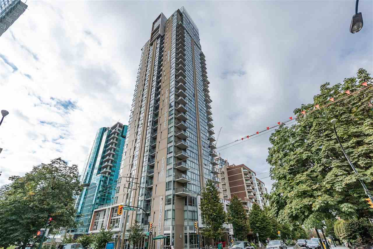 3302 1308 HORNBY STREET - Downtown VW Apartment/Condo for sale, 2 Bedrooms (R2458723) - #1