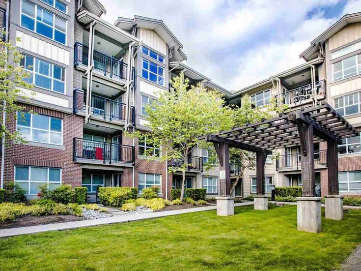 207 5889 IRMIN STREET - Metrotown Apartment/Condo for sale, 1 Bedroom (R2458850)