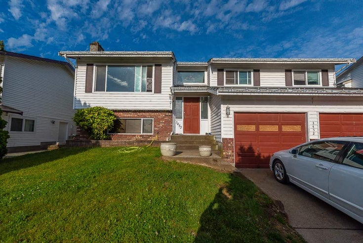 3452 OKANAGAN DRIVE - Abbotsford West House/Single Family for sale, 5 Bedrooms (R2459105)