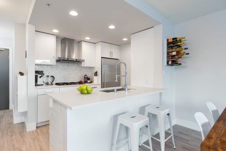 2007 583 BEACH CRESCENT - Yaletown Apartment/Condo for sale, 1 Bedroom (R2459302)
