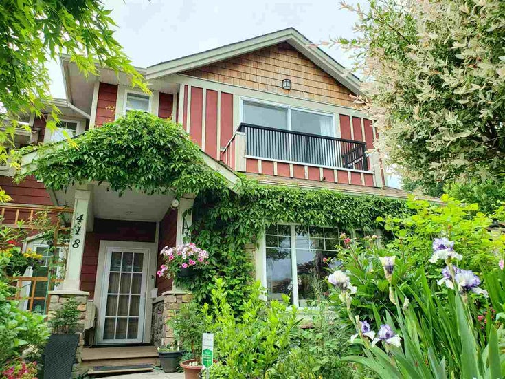 418 NELSON STREET - Central Coquitlam 1/2 Duplex for sale, 4 Bedrooms (R2459406)