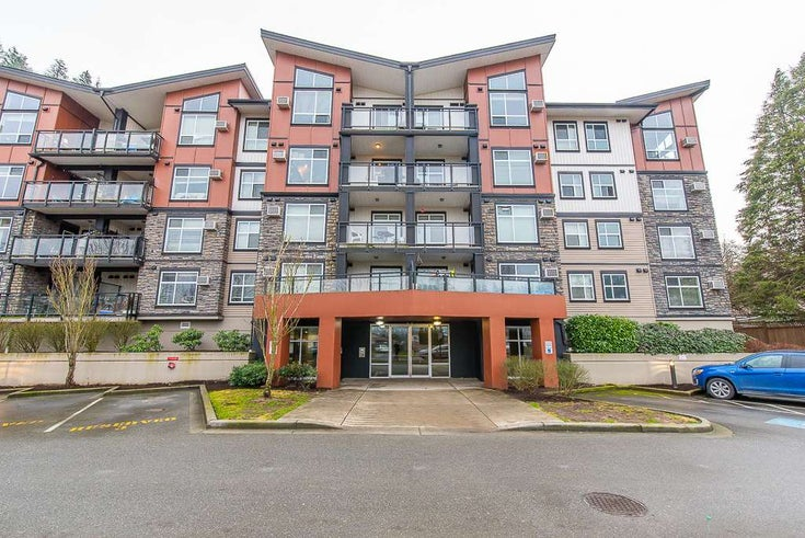 301 45640 ALMA AVENUE - Vedder S Watson-Promontory Apartment/Condo for sale, 1 Bedroom (R2459431)