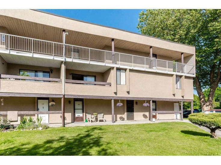 48 17708 60 AVENUE - Cloverdale BC Townhouse for sale, 2 Bedrooms (R2459453)