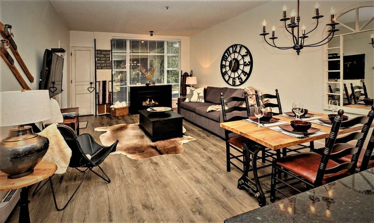 130 4573 CHATEAU BOULEVARD - Benchlands Apartment/Condo for sale, 1 Bedroom (R2459546)