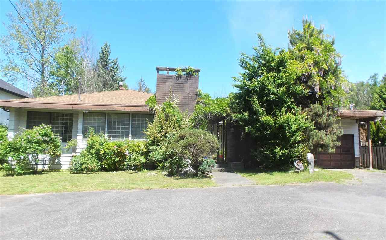 10951 GRANVILLE AVENUE - McLennan House/Single Family for sale, 3 Bedrooms (R2459555)