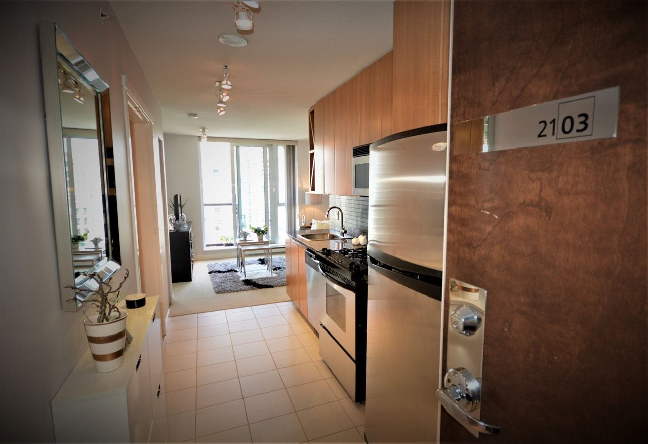 2103 1010 RICHARDS STREET - Yaletown Apartment/Condo for sale, 1 Bedroom (R2459570) - #1